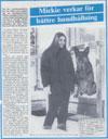Vi hundägare 1982