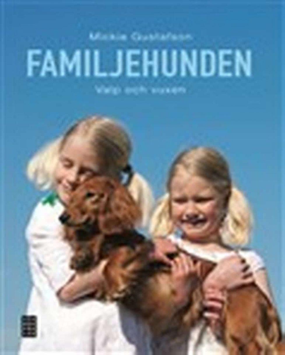 Omslag Familjehunden