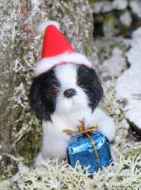 Ge hunden en extra klapp i jul!
