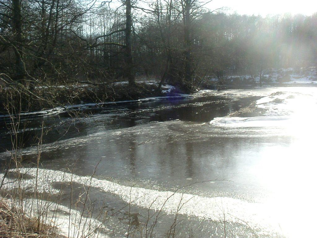 När isen bryts