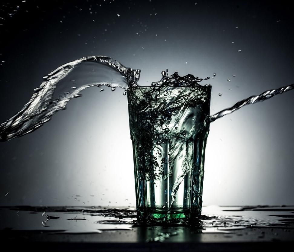 Storm i vattenglas