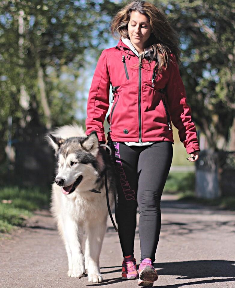 Sara och hunddagis